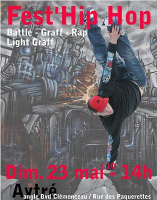 Photo : La Rochelle - Aytré : Festi'Hip Hop, dimanche 23 mai 2010