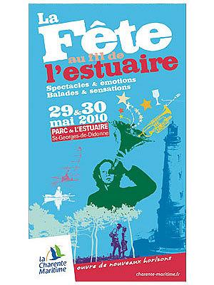 Photo : La Fête au fil de l'estuaire : Saint-Georges-de-Didonne 29 et 30 mai 2010