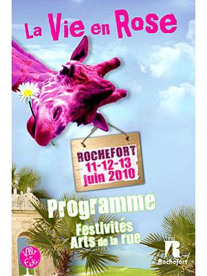 Photo : Rochefort : ville en fête, vend. 11 - dim. 13 juin 2010