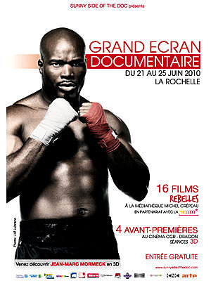 Photo : La Rochelle : Grand Écran Documentaire 2010