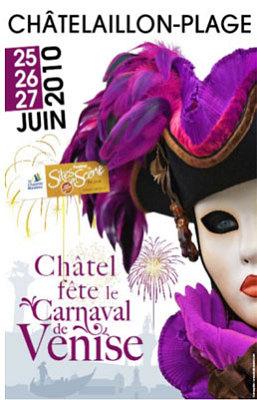Photo : Ouverture des Sites en scène 2010 à Châtelaillon-Plage les 25-27 juin 2010