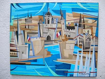 Photo : La Rochelle : exposition  au casino Barrière du 5 au 22 août 2010