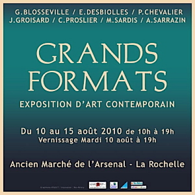 Photo : Exposition - La Rochelle : Grands Formats du 10 au 15 août  2010