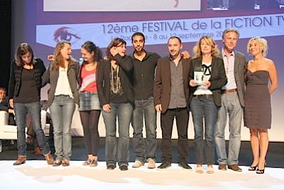 Photo : Cérémonie de clôture, La Rochelle 2010