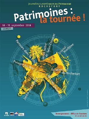 Photo : Journées du patrimoine à Rochefort, 18 e 19 septembre 2010