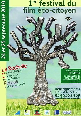 Photo : La Rochelle - Fouras : festival Écran Vert, vend. 24 et sam. 25 septembre 2010