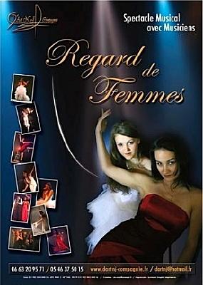 Photo : La Rochelle : Regard de femmes, spectacle musical, vend. 24 et sam. 25 septembre 2010