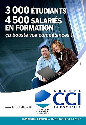 Photo : CCI La Rochelle, campagne d'image 2010 - 1