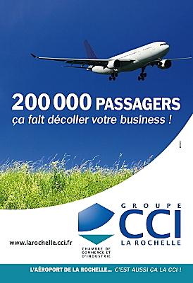 Photo : La Rochelle CCI : découvrez la campagne d'image 2010