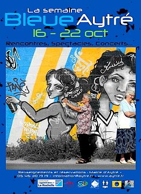 Photo : Aytré : Semaine bleue inter-générations du sam. 16 au vend. 22 oct 2010