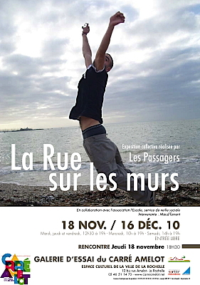 Photo : La Rochelle : expo photos avec l'Escale au Carré Amelot 18 nov. - 16 déc. 2010