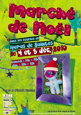 Photo : Charente-Maritime - Téléthon : 30 créateurs au marché de Noël, week-end 4 et 5 décembre 2010