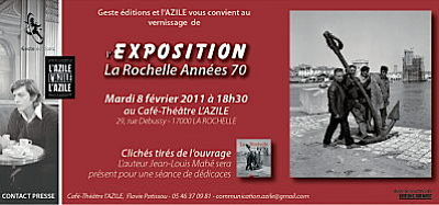 Photo : La Rochelle années 70 : exposition photo jusqu'au 28 février 2011