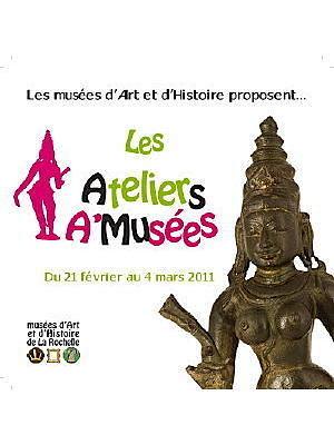 Photo : La Rochelle : aux musées pendant les vacances de février 2011
