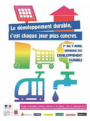 Photo : Rochefort : la semaine du développement durable du 1er au 7 avril 2011