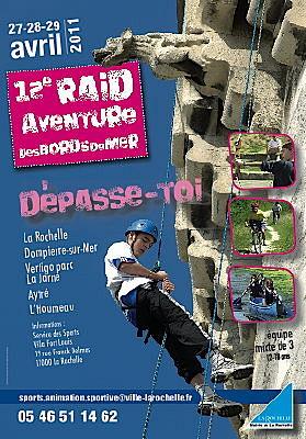 Photo : La Rochelle enfants - ados : sports vacances 18 au 29 avril 2011