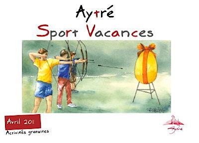 Photo : La Rochelle et sa région : sports à Aytré pour les vacances de Pâques 2011