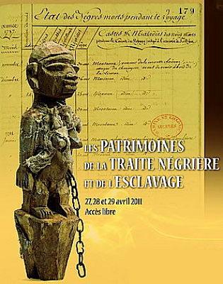 Photo : Charente-Maritime - La Rochelle : patrimoines, traite négrière et esclavage 27-29 avril 2011