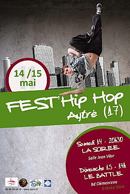 Photo : La Rochelle - Aytré : Fest Hip-Hop, sam. 14 et dim. 15 mai 2011