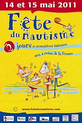 Photo : La Rochelle - Charente-Maritime : fête du nautisme les 14 et 15 mai 2011