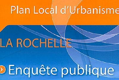 Photo : La Rochelle : plan d'urbanisme local, réunions publiques mai-juillet 2011