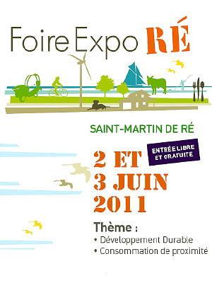Photo : La Rochelle - île de Ré : Foire Expo Ré à Saint-Martin, jeudi 2 et vendredi 3 juin 2011