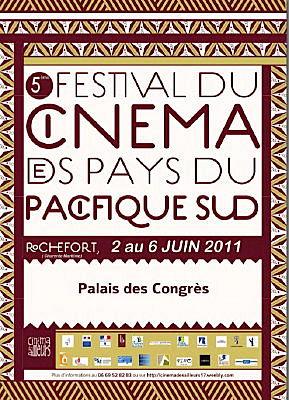 Photo : Rochefort - Charente-Maritime : cinéma des pays du Pacifique Sud , 2 au 6 juin 2011