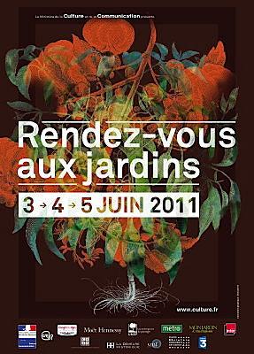Photo : La Rochelle, Cognac, Charente-Maritime : Rendez-vous aux jardins 3-5 juin 2011