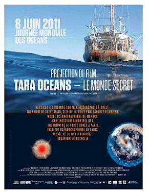 Photo : La Rochelle Journée mondiale de l'Océan : Tara Océans à l'Aquarium le 8 juin 2011
