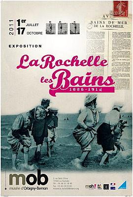 Photo : Exposition : La Rochelle-les-Bains, musée d'Orbigny-Bernon  du  juillet-octobre 2011