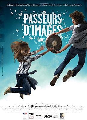Photo : La Rochelle, Nieul, Angoulins : Passeurs d'images - ciné en plein air, été 2011