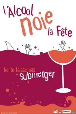 Photo : La Rochelle - Francofolies : prévention des risques liés à consommation excessive d'alcool