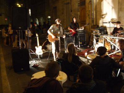 Photo : Le festival côté Off dans la ville