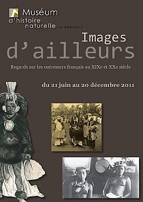 Photo : La Rochelle - exposition : Images d'ailleurs au Muséum jusqu'au 25 décembre 2011