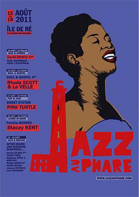 Photo : La Rochelle - île de Ré : festival Jazz au Phare du lundi 15 au jeudi 18 août 2011