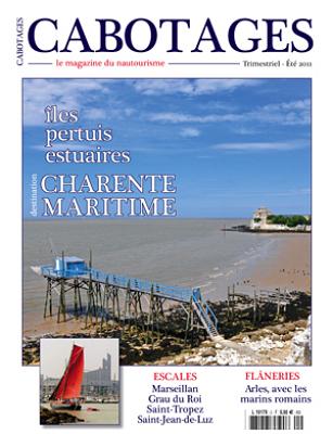 Photo : La Rochelle nautisme : édition spéciale Charente-Maritime du magazine Cabotages, été 2011 !