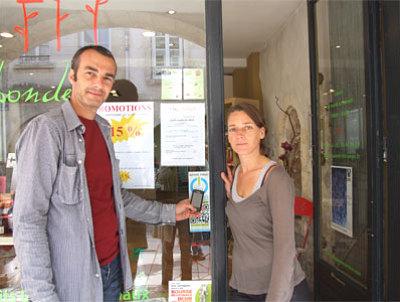 Photo : NFC chez 5ème Saveur, La Rochelle