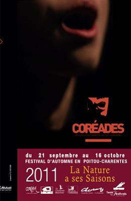 Photo : La Rochelle, Deux-Sèvres : Coréades, festival musical jusqu'au 16 octobre 2011
