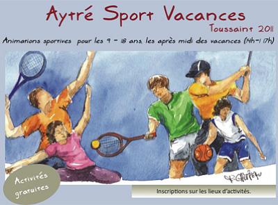 Photo : La Rochelle - Aytré : vacances sportives pour les 9-18 ans du 24 au 31 octobre 2011