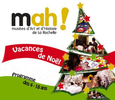 Photo : La Rochelle : les ateliers A'musées du 19 au 29 décembre 2011