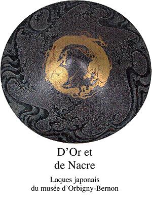 Photo : La Rochelle exposition : laques japonais du musée d'Orbigny-Bernon jusqu'au 2 avril 2012