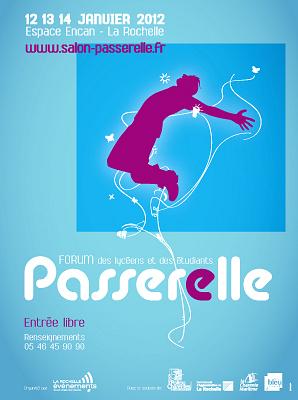 Photo : La Rochelle lycéens - étudiants : Salon Passerelle du jeudi 12 au samedi 14 janvier 2012