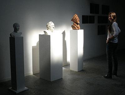 Photo : La Rochelle 2012, exposition