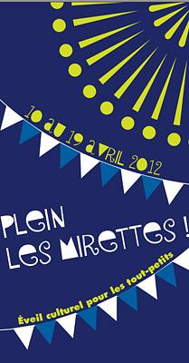 Photo : La Rochelle : Plein les Mirettes, éveil culturel pour les tout-petits 10-19 avril 2012