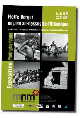 Photo : La Rochelle : photographies de Pierre Verger, musée du Nouveau Monde, mai - août 2012