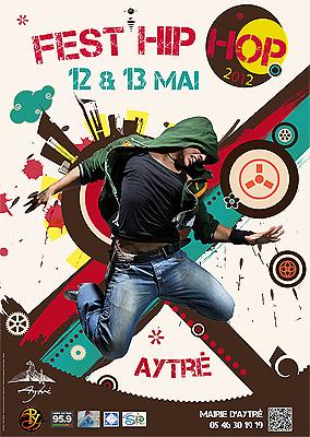 Photo : Agglo La Rochelle - Aytré :  3e festival Fest Hip Hop et Jam Graffs, sam. 12 - dim. 13 mai 2012