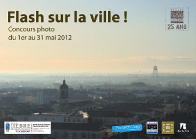 Photo : Charente-Maritime - Rochefort : Flash sur la ville ! Concours photo jusqu'au 31 mai 2012
