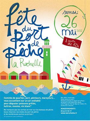 Photo : La Rochelle - Chef de Baie : 16e fête du port de pêche, samedi 26 mai 2012 !