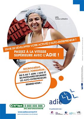 Photo : La Rochelle - Poitou-Charentes: auto-entrepreneur avec l'Adie du mardi 5 au jeudi 7 juin 2012