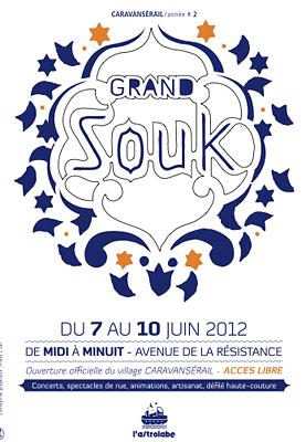 Photo : La Rochelle - Mireuil : le Grand Souk de Caravansérail 2012 du jeudi 7 au dimanche 10 juin